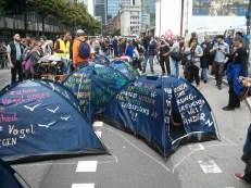 Aktions-Zelte