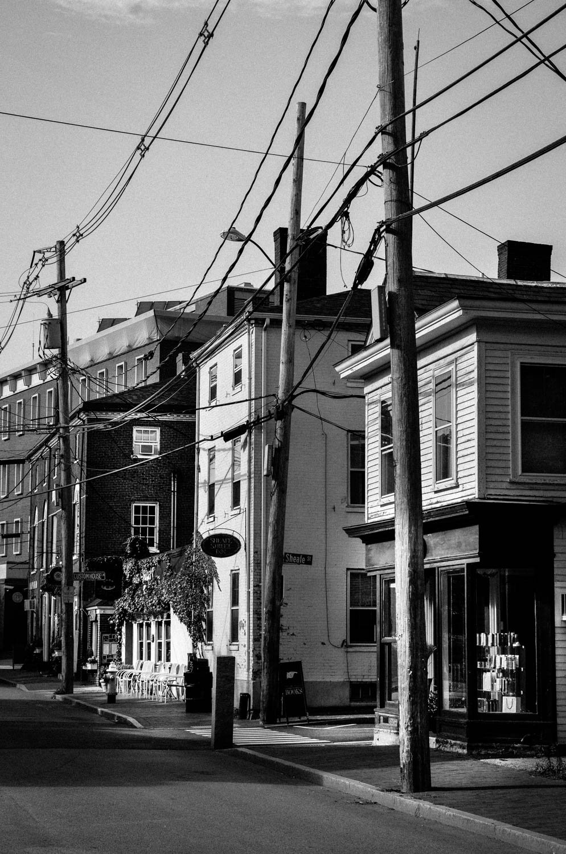 Street in Portsmouth