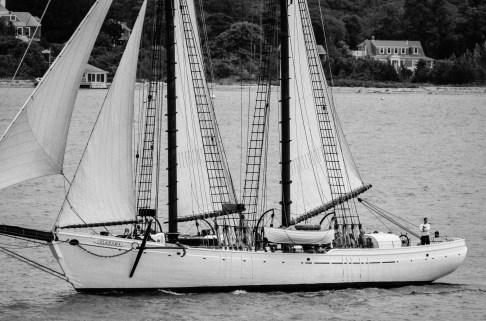 Full sails
