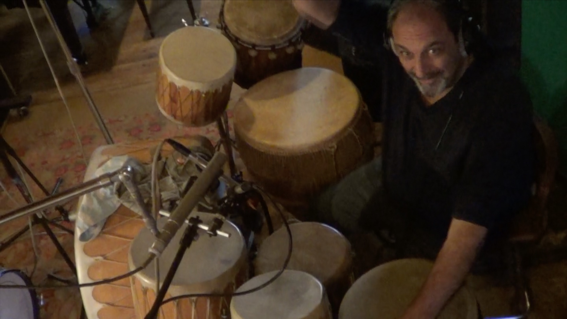 The incredible Taos drums