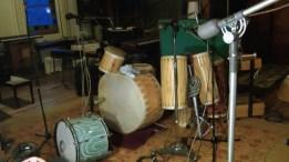 ... wo der Big Boom herkommt: Taos Drums
