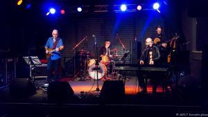 Album Release: alex sebastian & band