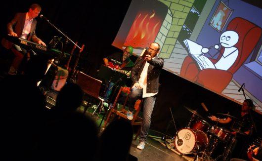 Sting Illustrated Livestream