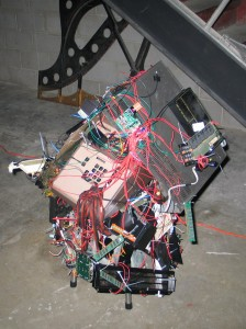 Robotics Sculpture
