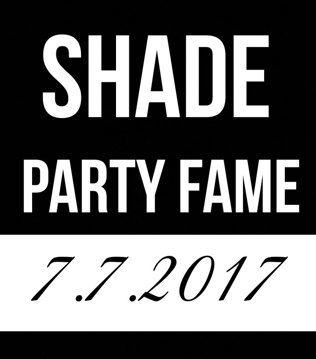 Alex Shade Party Fame Date