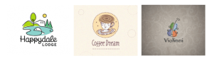 Логотипы-иллюстрации