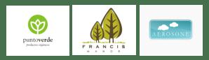 Логотипы в стиле экология
