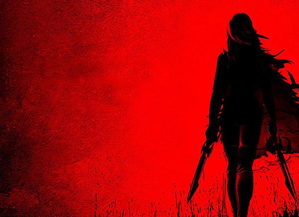 Красный и алый