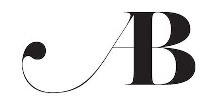 Делаем лигатуру - логотип из букв