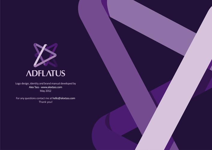 Logo Design By Alex Tass Adflatus Interior Design Logo Identity Design Brand Manual
