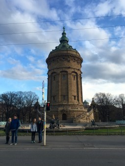 The Mannheim Water Tower