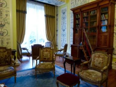 Inside Kylemore Castle