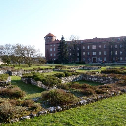 Wawel CastleGardens