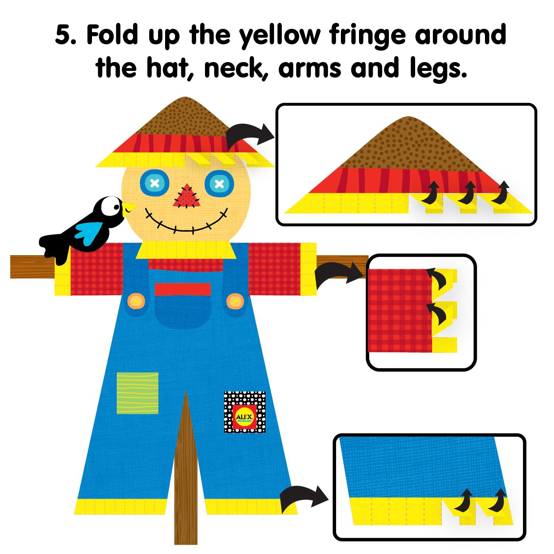 Printable Ready Set Scarecrow