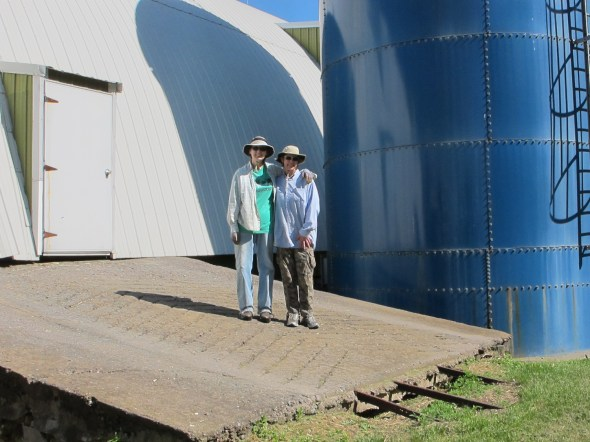 Morlock Sisters II, Menomone, WI, 2010