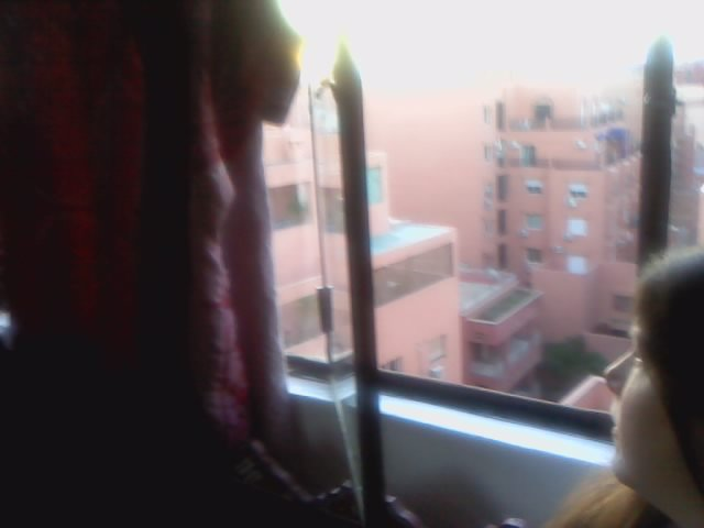 Alex in Marrakesh