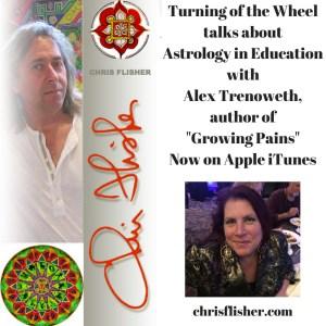 Alex Trenoweth on Chris Flisher's radio show