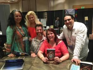 ISAR 2016 Trenoweth Book Signing