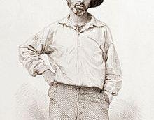 Alex Trenoweth, Walt Whitman