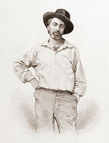 Alex Trenoweth, Walt Whitman