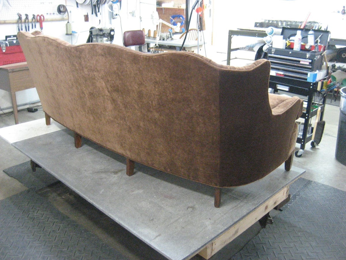 antique leather chair repair best chairs ferdinand in a gorgeous victorian style living room sofa