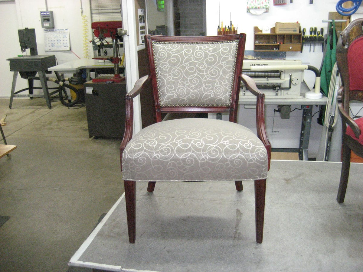 Classic Chair ReUpholstery and Refinishing  Upholstery