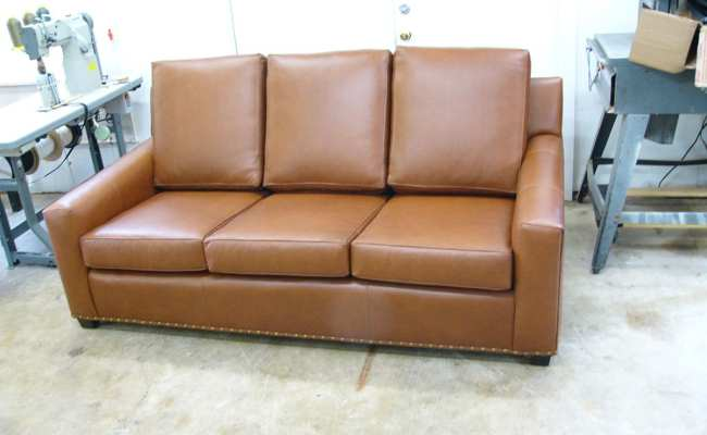 Leather Flexsteel Sofa Upholstery Shop Quality