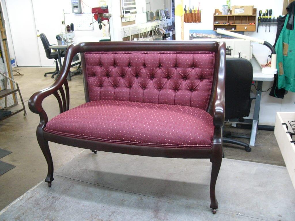 Antique Restoration  Upholstery Shop  Quality