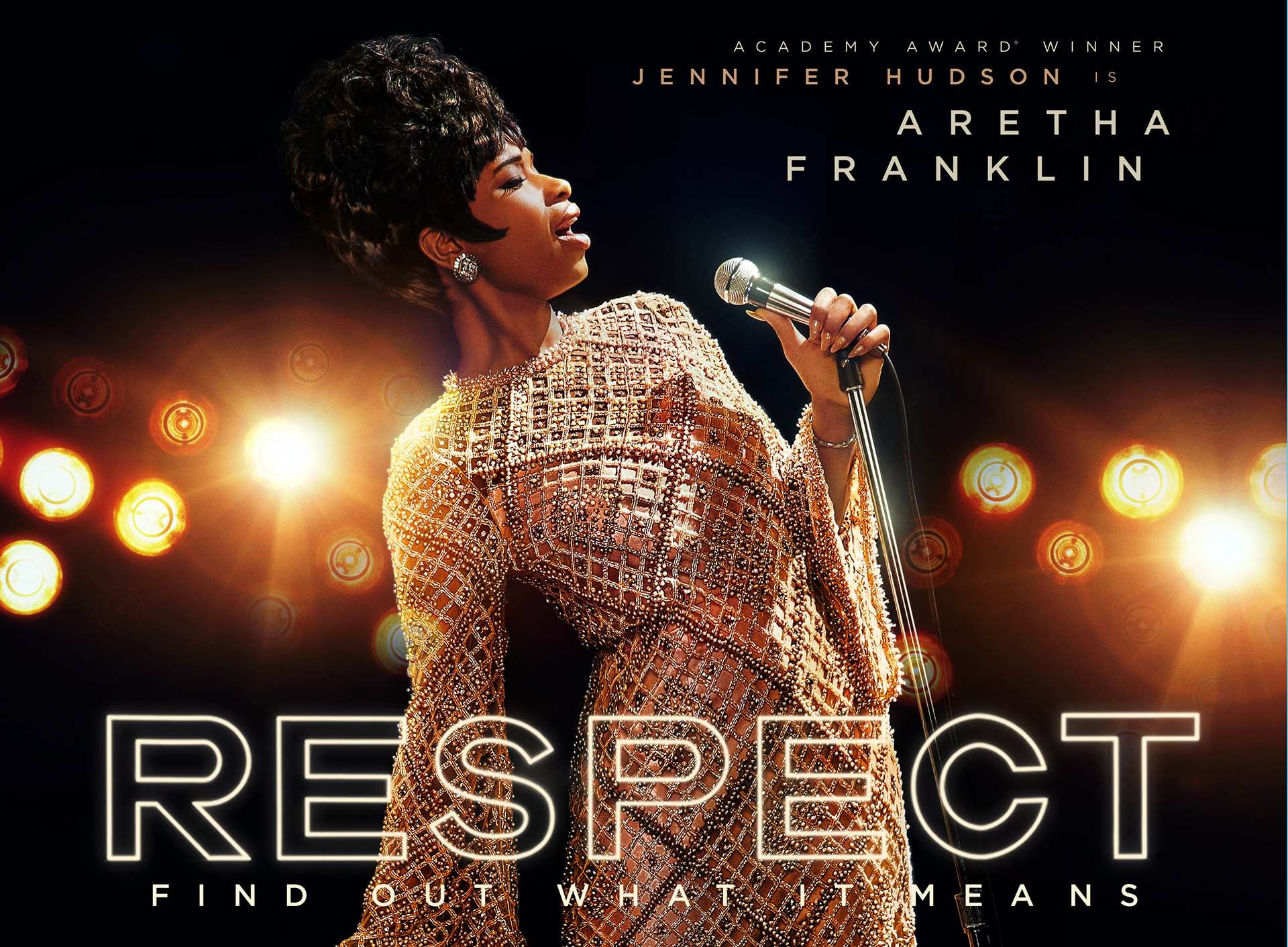 Respect - A Biopic Of Aretha Franklin – Alexus Renée Celebrity Myxer