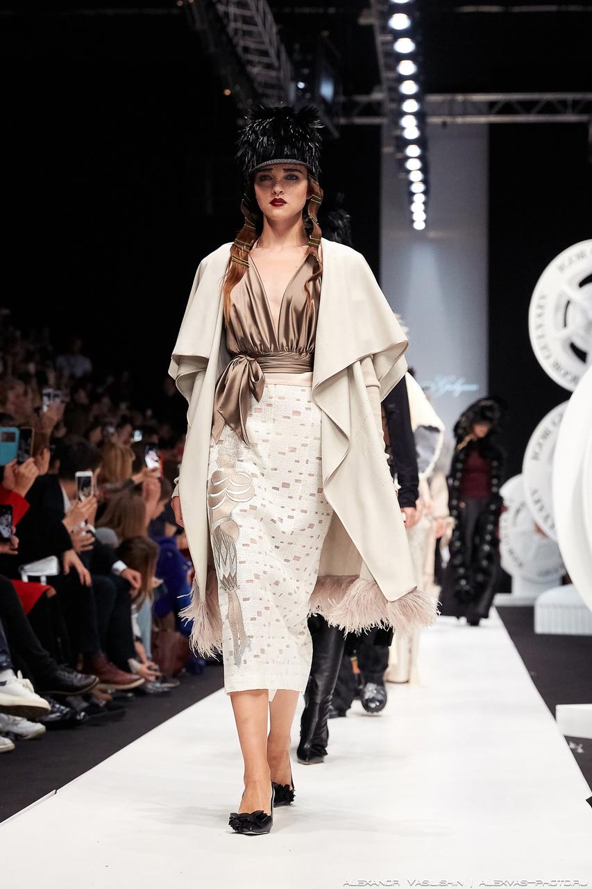 Igor Gulyaev НЕМОЕ КИНО spring/summer 2018 mercedes benz fashion week 2017
