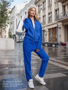 фотосессия на улице / Лукбук IN COR sportswear