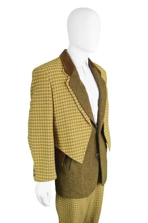 Blazer - Tweed