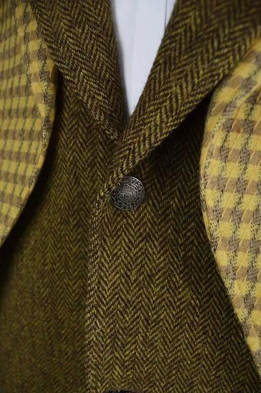 Suit - Tweed