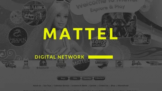 Mattel Network