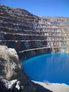 Mary-Katherine, an abandoned uranium mine near Mt Isa, QLD