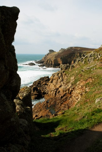 cornwall kernow photo photography landscape seacsape coast waves sea rocks cliffs