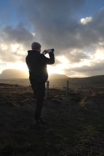 Isle of Skye: Tourists!