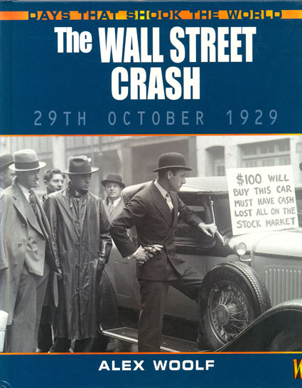 Days That Shook The World: The Wall Street Crash