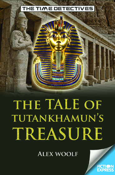 The Tale of Tutankhamun's Treasure