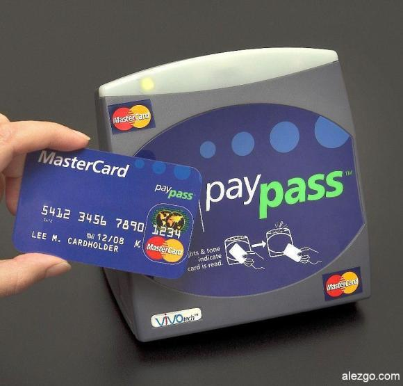 оплата проезда банковскими картами