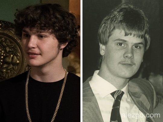 актер сыгравший Рика (слева) и сам Рик (справа)