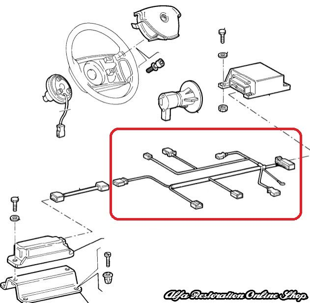 Fuse Box Location On A 1980 Fiat 124 Spider Wiring Diagram