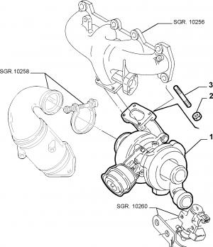 FUEL INJECTION SYSTEM ALFA-ROMEO 147 BZ/DS (2000-2010)
