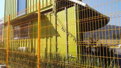 Instalación de reja de acero (3)