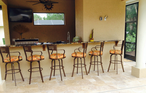 outdoor bar chairs table furniture 34 inch aluminum stool extra tall with arms alfa barstools