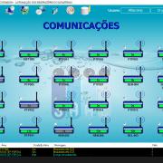 SAAE MCR - Telas do supervisório