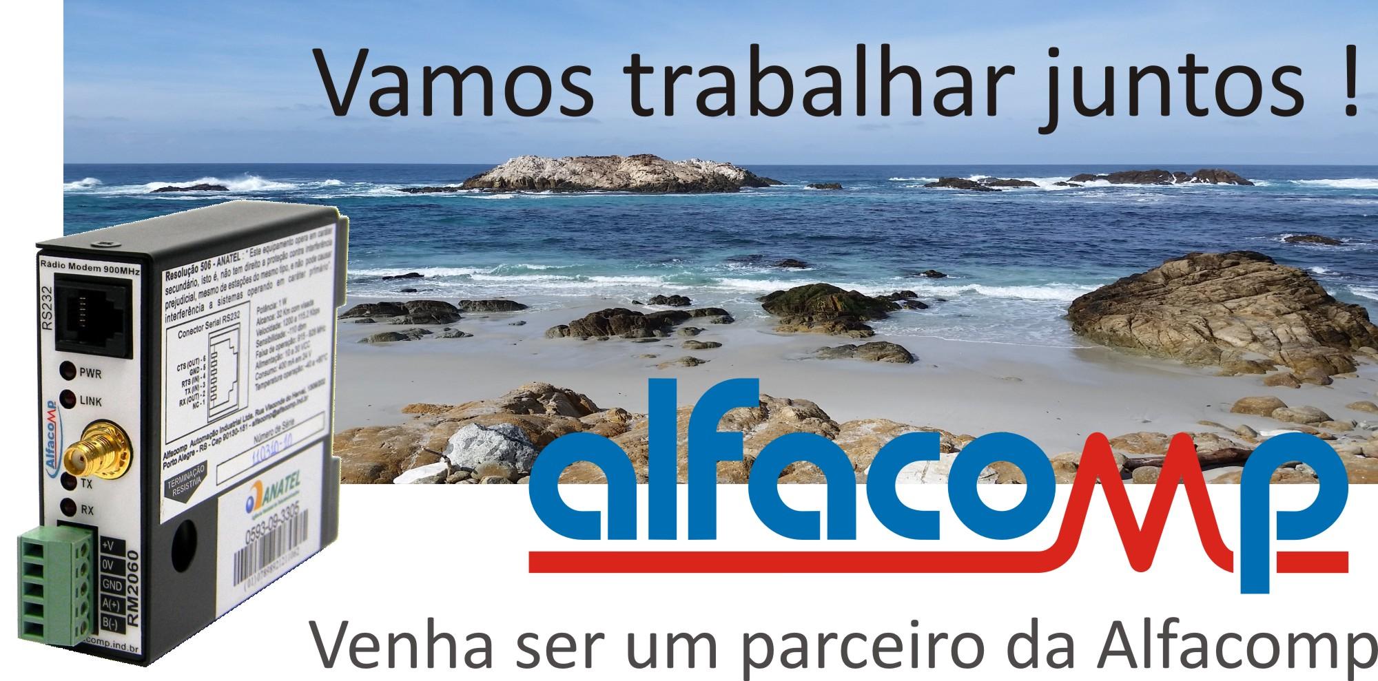 Conheça as vantagens de ser um parceiro da Alfacomp
