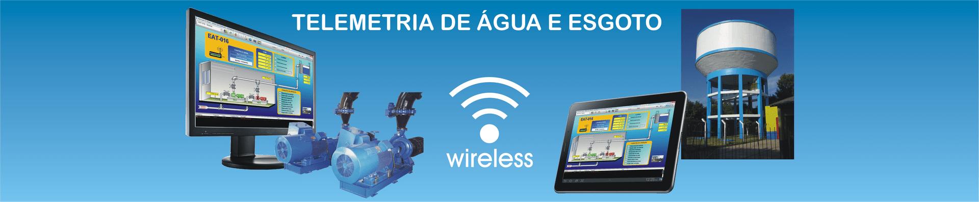 Atualização tecnológica da telemetria no SAAE de Sorocaba