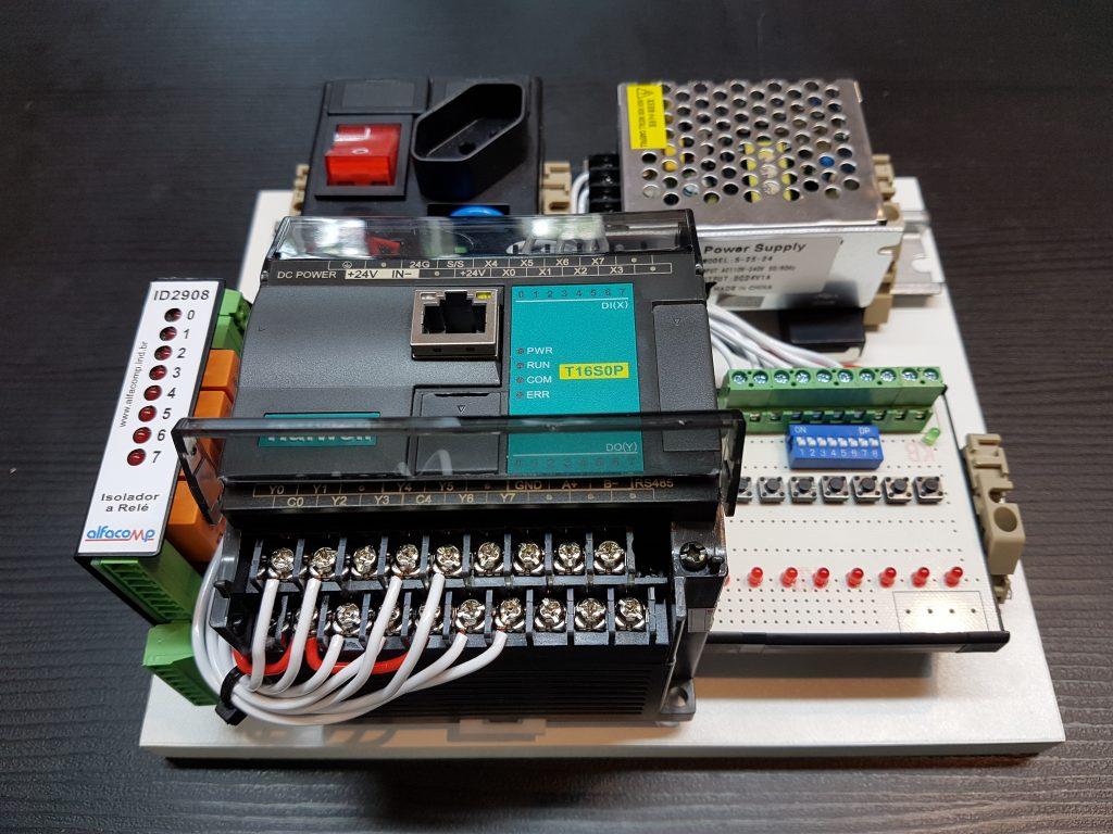 Conector extraível do CLP Haiwell
