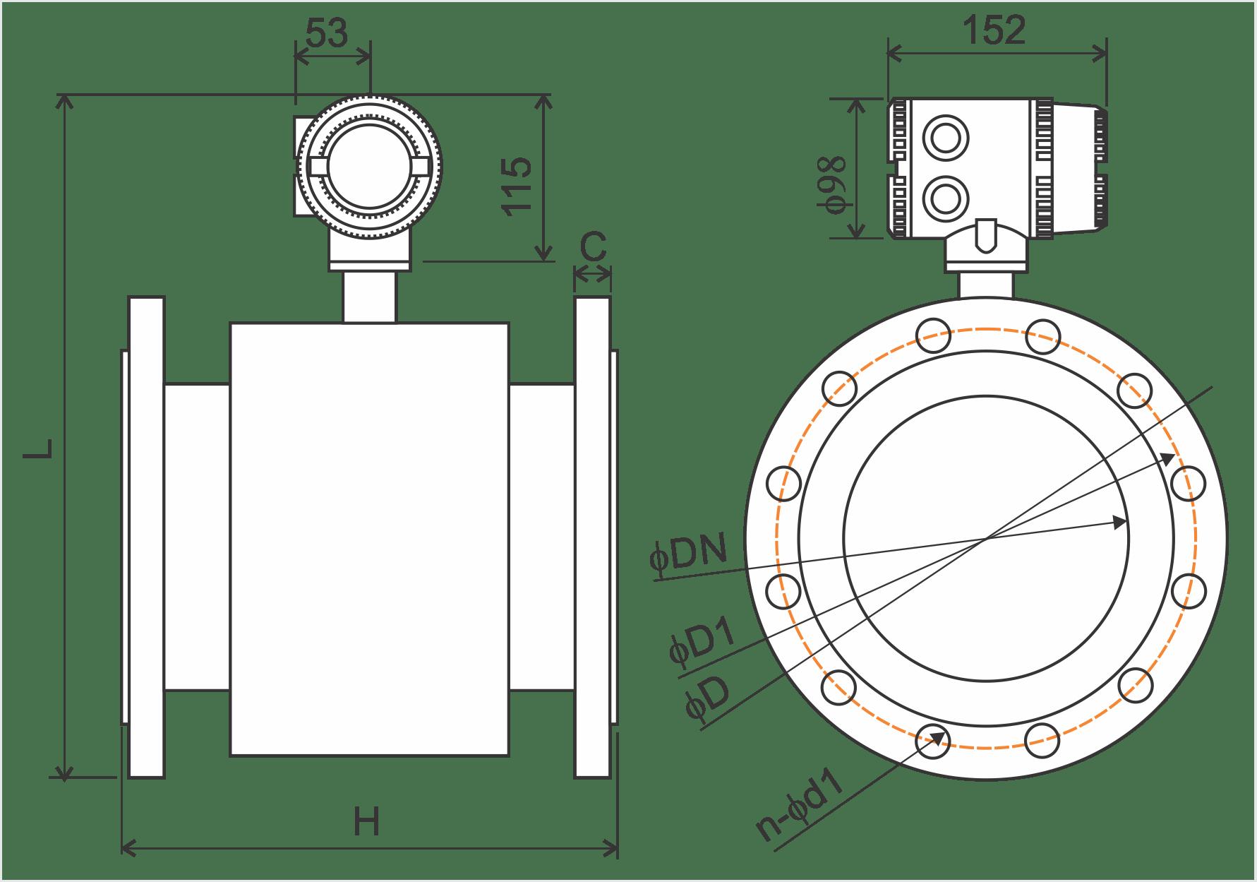 Saiba como funciona o medidor de vazão eletromagnético